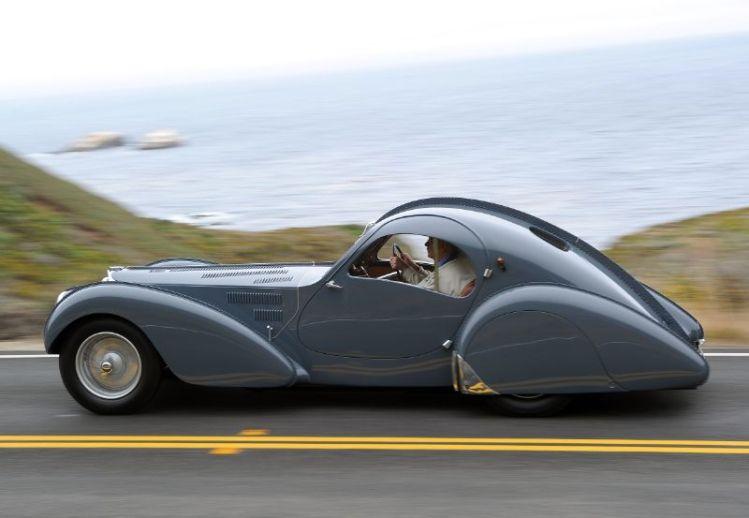 1937 Bugatti Type 57S Atlantic, Torrota Collection