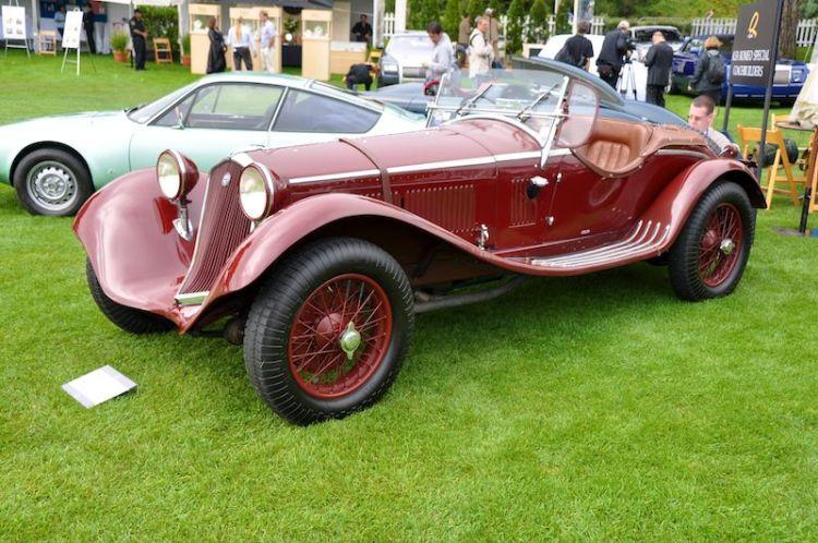 1932 Alfa Romeo 6C 1750 Zagato Gran Sport- Bowman Motors