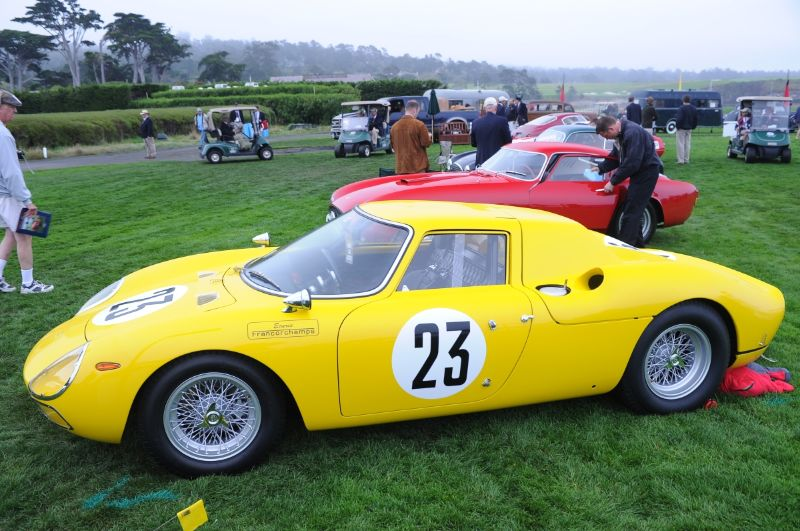 1964 Ferrari 250 LM, Cavallino Collection