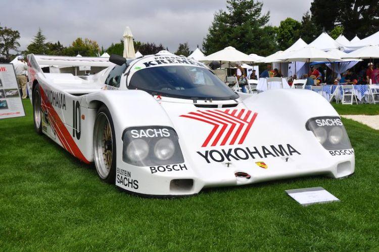 1987 Porsche 962C - Wayne Dempsey