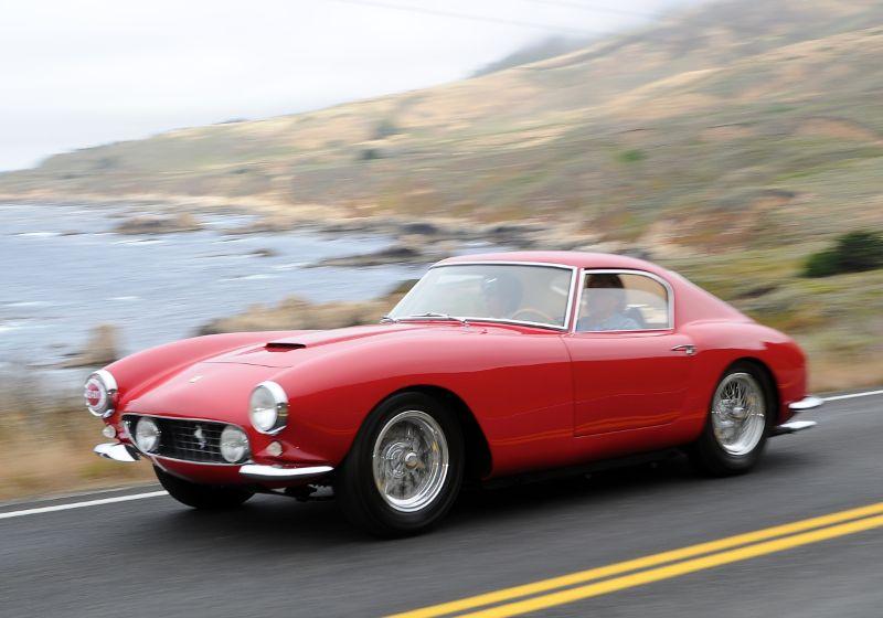 1959 Ferrari 250 GT SWB Scaglietti Berlinetta, Caballeriza Inc.