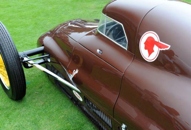 1950 Eddie Miller Streamliner, Don Ferguson