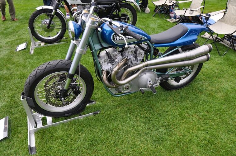 Harley-Davidson XR-750 - Michael Brokaw