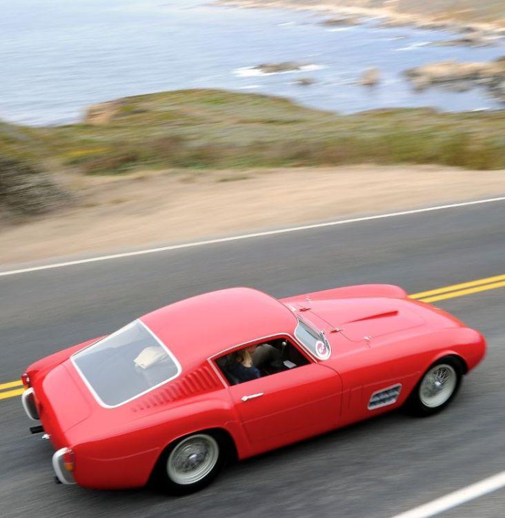 1957 Ferrari 250 GT LWB Tour de France, Greg Whitten