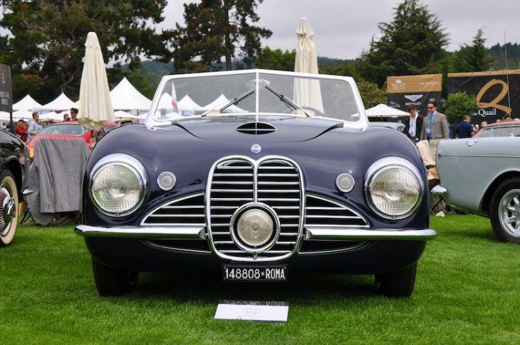 1951 Maserati A6G/2000 - John Bookout
