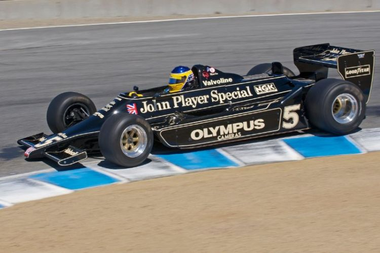 Ex-Mario Andretti, F1 Championship-winning Lotus 79 driven by Duncan Dayton.