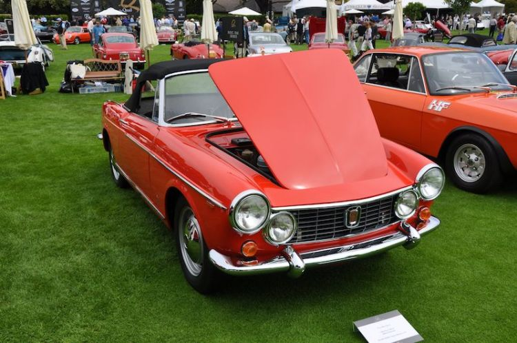 1964 Fiat OSCA 1600 S Cabriolet - Jospeh DeMeo