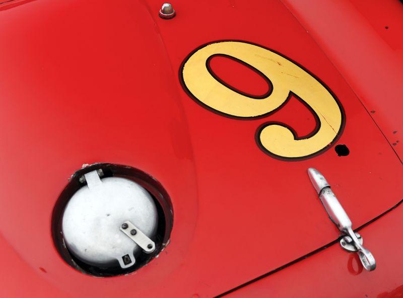 1953 Ferrari 375 MM Pinin Farina Spyder, Andreas Mohringer
