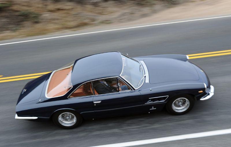 1965 Ferrari 500 Superfast Pininfarina Coupe, Peter Kalikow