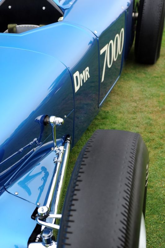 1927 Jim Khougaz Ford Roadster, Richard Munz