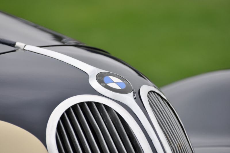 BMW Nose shot