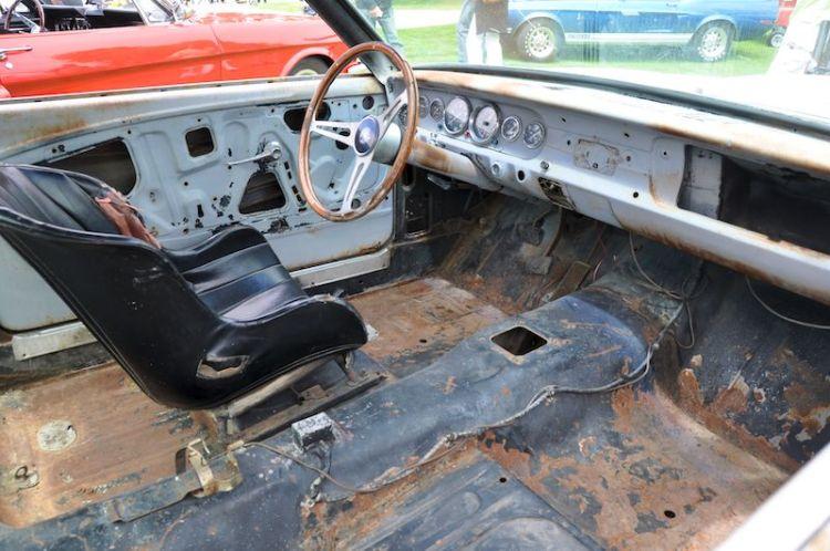 1965 Shelby GT350R - John Atzbach