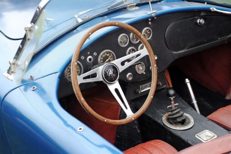 1964 Cobra 289 Roadster, Thomas and Susan Armstrong