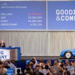 Porsches Sold at Auction in 2016