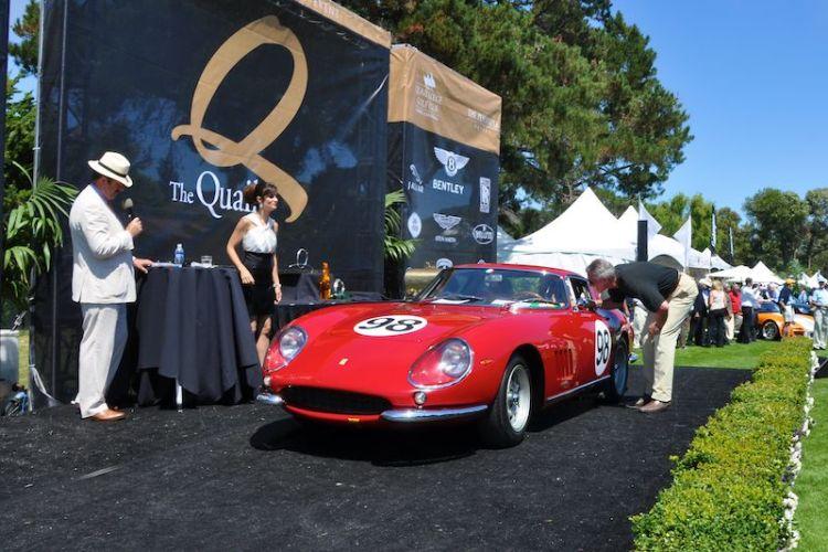 1966 Ferrari 275 GTC Clienti Competizione