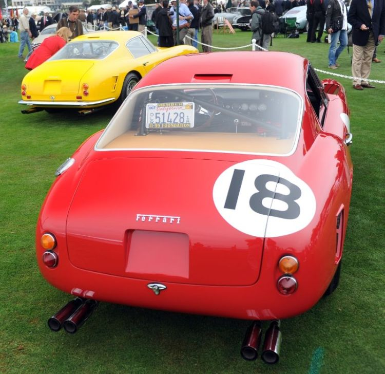 1961 Ferrari 250 GT SWB Berlinetta, Larry Bowman