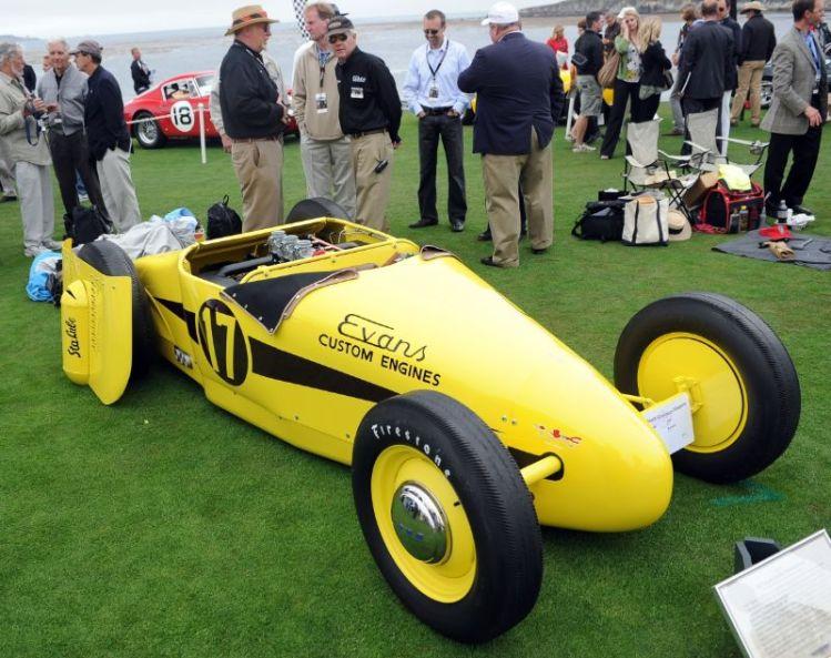 1927 Spade Carillo Ford Roadster, Frank Morawski