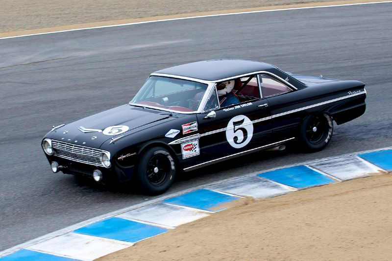 Michael Eisenberg's 1963 Ford Falcon Sprint.