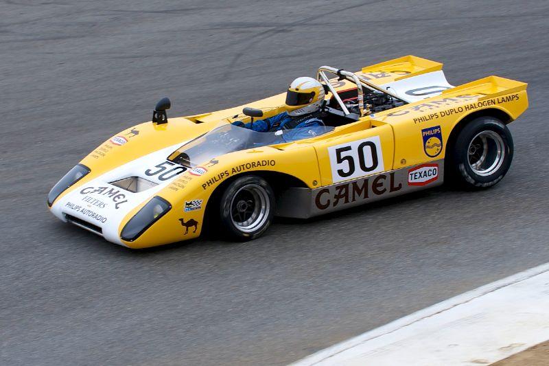 Scott Emerson's 1971 Lola T212.