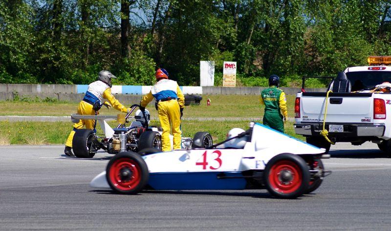 E-crew in turn 1