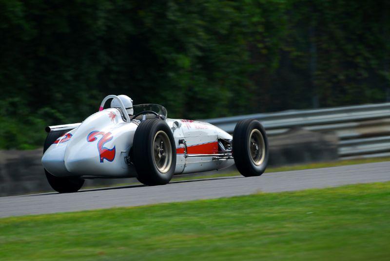 1959 Watson Indy 500 Roadster - Louis Timolat.