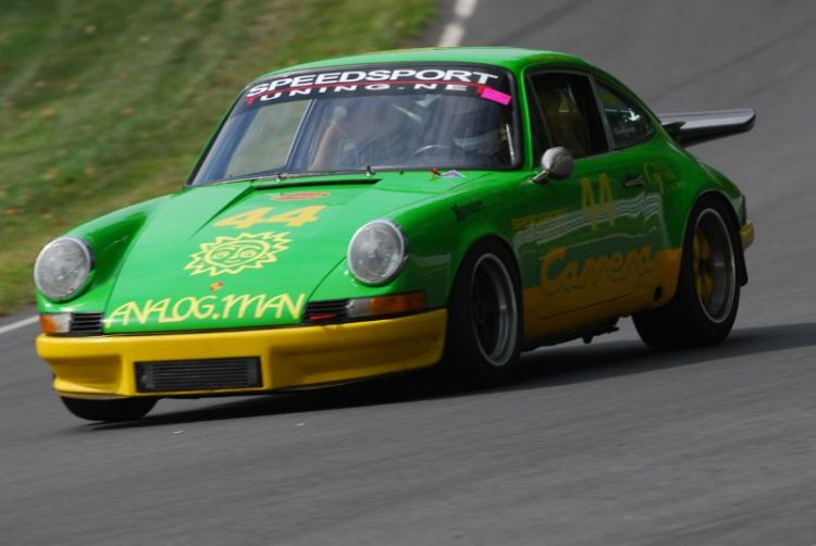1973 Porsche 911 - Mike Piera.