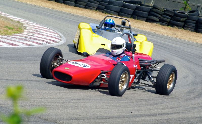 Formula Ford and Swift DB2
