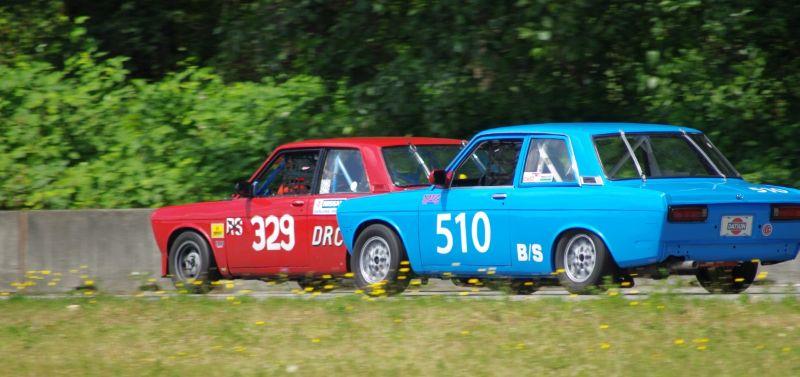 Datsun 510's in turn 2
