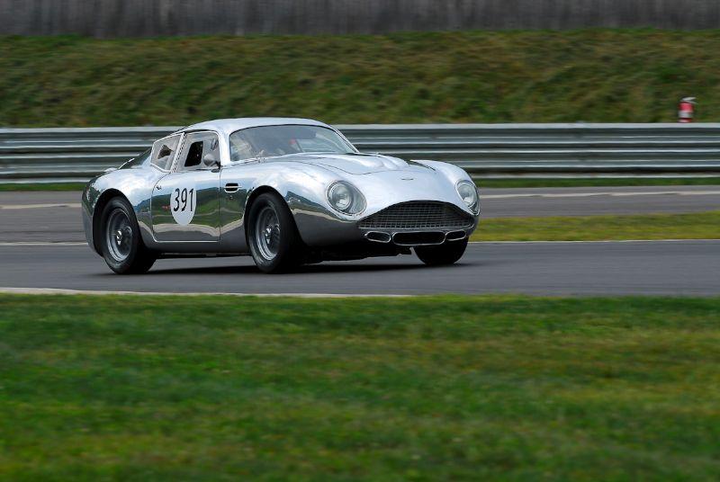 1959 Aston Martin DB4 GT Zagato - Herb Wetanson.