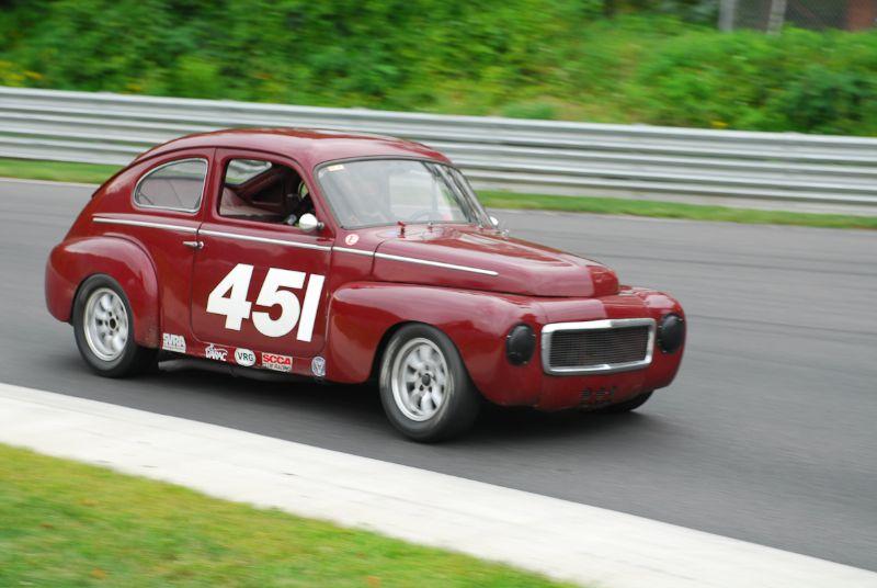 1959 Volvo P544 - David Scully.