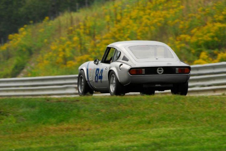 1971 Triumph GT6 - Bob Tkacik.