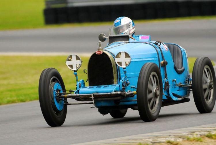 1927 Bugatti Type 35B, Richard Longes.