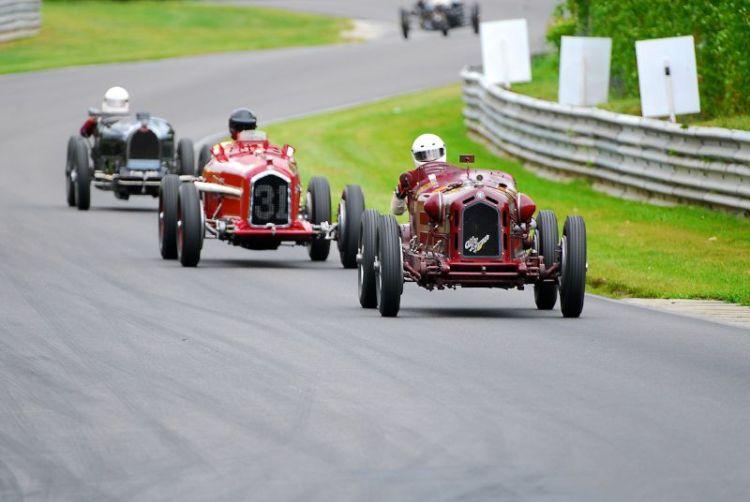 1933 Alfa Romeo Monza- Peter Greenfield.