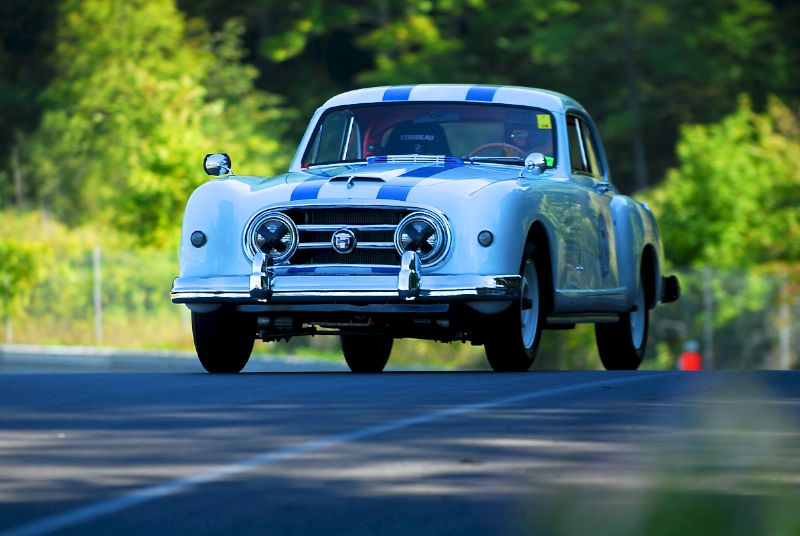 1950 Nash-Healey- Leonard McCue.