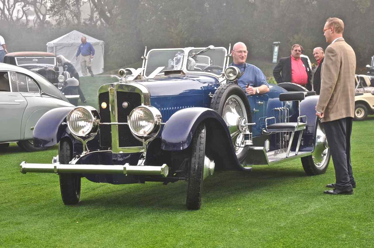 1919 Meisenhelder Roadster