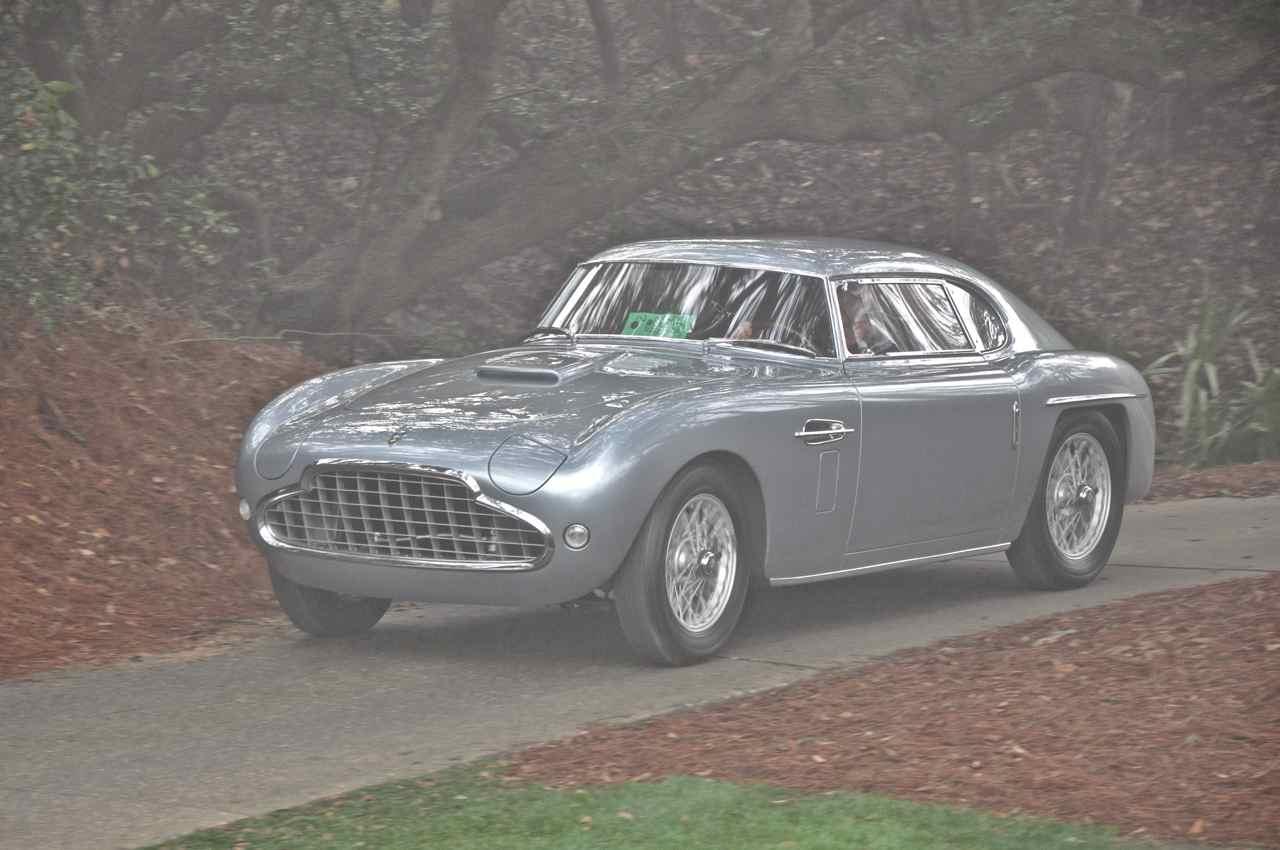 1953 Siata 208SC Coupe