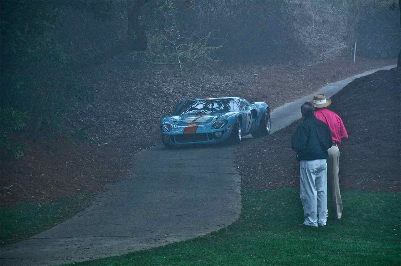 1968 Ford GT40 Mk II Chassis 1076