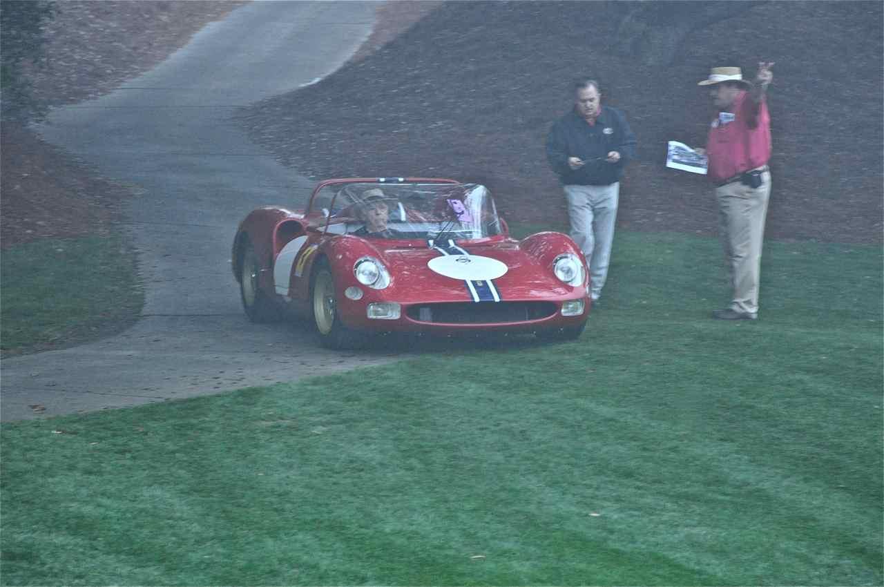 1965 Ferrari 365 P2