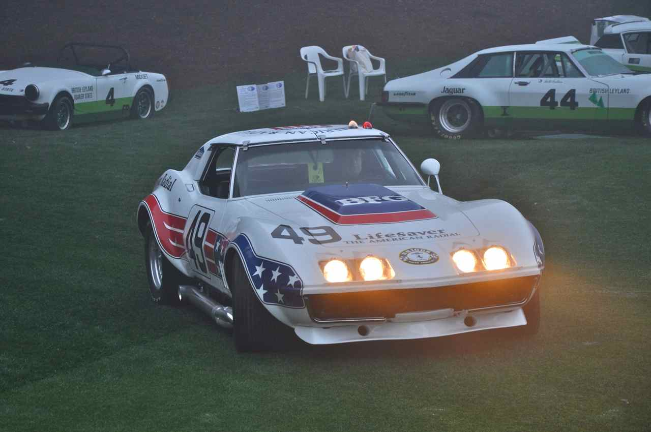 1969 Chevrolet Corvette ZL1 BFG #49 Race Car