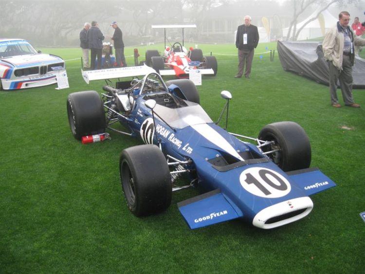 1969 McLaren M10B