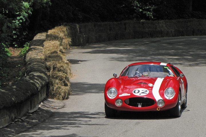 1965 Maserati Tipo 151