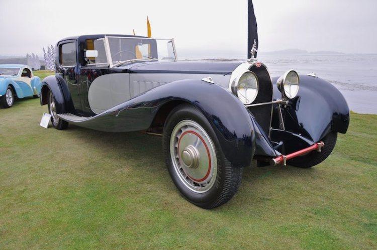 1932 Bugatti Type 41 Royale Binder Coupé De Ville