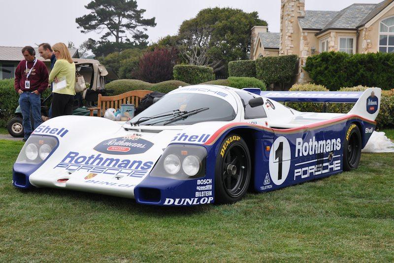 1984 Porsche 962C Group C