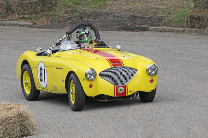 1955 Austin Healey 100/4