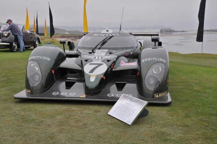 2003 Bentley Speed 8 Le Mans