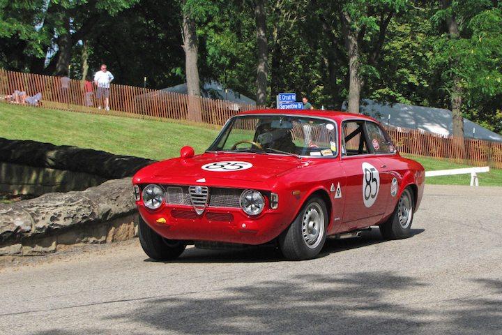 1966 Alfa Romeo GTA
