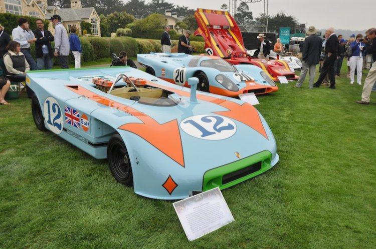1970 Porsche 908/03 Spyder
