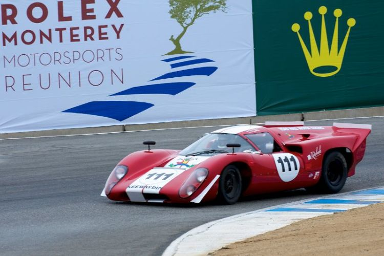 1969 Lola T70 Mk IIIB of Peter Kitchak.