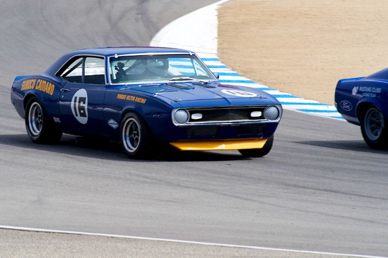 Donald Lee's 1968 Chevrolet Camaro.