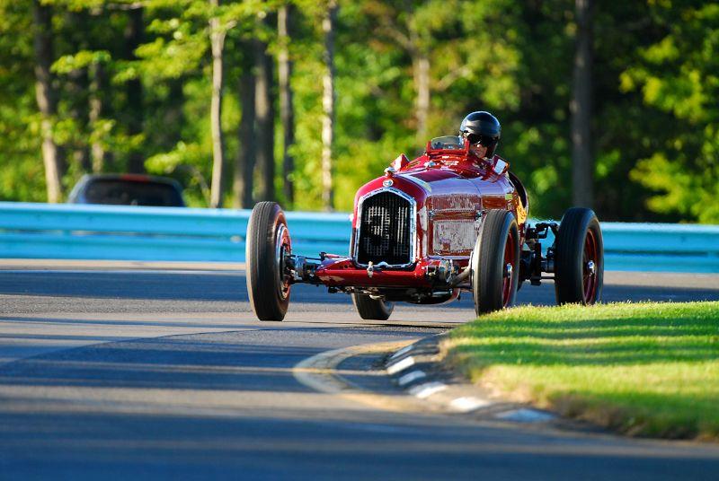 1931 Alfa Romeo Tipo B- Peter Giddings.